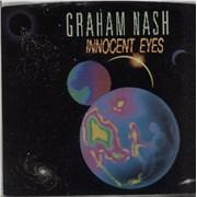 Graham Nash Innocent Eyes USA vinyl LP