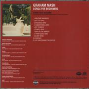Click here for more info about 'Graham Nash - Songs For Beginners'