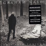Graham Nash This Path Tonight Deluxe Edition - Sealed UK 2-disc CD/DVD set