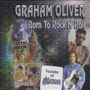 Click here for more info about 'Graham Oliver - Born To Rock N Roll'