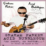 Click here for more info about 'Graham Parker - Acid Bubblegum - Autographed & Framed Poster'