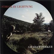 Click here for more info about 'Graham Parker - Struck By Lightning'