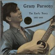 Click here for more info about 'Gram Parsons - The Early Years Volume 1 - Opened shrink'
