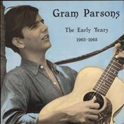 Click here for more info about 'Gram Parsons - The Early Years Volume 1 + booklet'