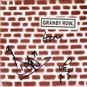 Click here for more info about 'Granby Row - Good Boy Falling - Autographed Sleeve'