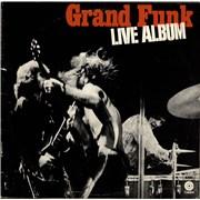 Click here for more info about 'Grand Funk Railroad - Live Album - EX'