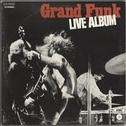 Click here for more info about 'Grand Funk Railroad - Live Album'