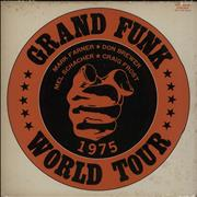 Click here for more info about 'Grand Funk Railroad - Special D.J. Copy World Tour 1975'