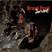 Click here for more info about 'Grand Funk Railroad - Survival - 1st'