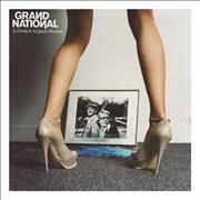 Grand National A Drink And A Quick Decision UK CD album