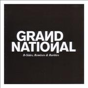 Grand National B-Sides, Remixes & Rarities UK CD album