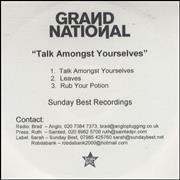 Click here for more info about 'Grand National - Talk Amongst Yourselves'