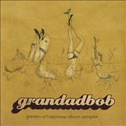 Click here for more info about 'Grandadbob - Garden Of Happiness - Album Sampler'
