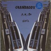 Click here for more info about 'Grandaddy - A.M. 180'