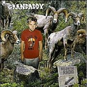 Click here for more info about 'Grandaddy - Below The Radio'