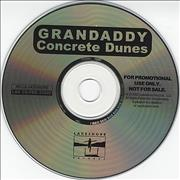 Click here for more info about 'Grandaddy - Concrete Dunes'