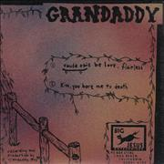 Click here for more info about 'Grandaddy - Could This Be Love - Brown Variant'