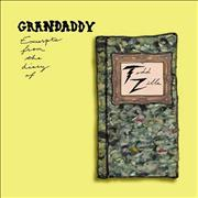 Click here for more info about 'Grandaddy - Excerpts From The Diary Of Todd Zilla'