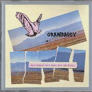 Click here for more info about 'Grandaddy - He's Simple, He's Dumb, He's The Pilot'