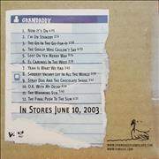Click here for more info about 'Grandaddy - Tour Sampler 2003'