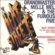 Click here for more info about 'Grandmaster Flash - Beat Street'