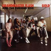 Click here for more info about 'Grandmaster Flash - Gold'