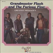 Click here for more info about 'Grandmaster Flash - Greatest Message's'