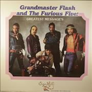 Click here for more info about 'Grandmaster Flash - Greatest Messages'