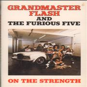 Click here for more info about 'Grandmaster Flash - On The Strength'