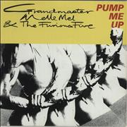 Click here for more info about 'Grandmaster Flash - Pump Me Up'