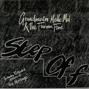 Click here for more info about 'Grandmaster Flash - Step Off'