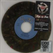 Click here for more info about 'Grandmaster Flash - The Message - RSD15 - Olive Green Vinyl'