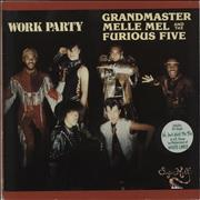 Click here for more info about 'Grandmaster Flash - Work Party'
