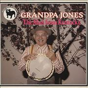 Click here for more info about 'Grandpa Jones - The Man From Kentucky'