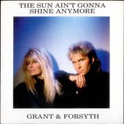 Click here for more info about 'Grant & Forsyth - The Sun Ain't Gonna Shine Anymore'