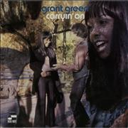 Click here for more info about 'Grant Green - Carryin' On'