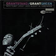 Click here for more info about 'Grant Green - Grantstand - NY'