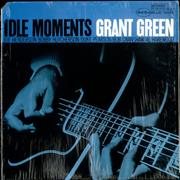 Click here for more info about 'Grant Green - Idle Moments - 'b' Label'