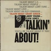 Click here for more info about 'Grant Green - Talkin' About - Division Of Liberty'