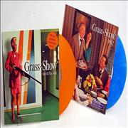 Click here for more info about 'Grass-Show - Set of 2 x Coloured Vinyl Singles'
