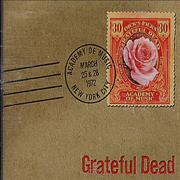 Click here for more info about 'Grateful Dead - Academy Of Music, New York, NY 3/25 & 28/72'