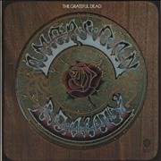 Click here for more info about 'Grateful Dead - American Beauty - Burbank label'