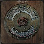 Click here for more info about 'Grateful Dead - American Beauty - Burbank label - VG/EX'