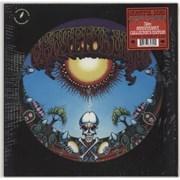 Grateful Dead Aoxomoxoa - Sealed UK picture disc LP