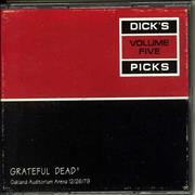 Click here for more info about 'Grateful Dead - Dick's Picks Volume Five: Oakland Auditorium Arena 12/26/79'
