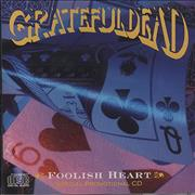 Click here for more info about 'Grateful Dead - Foolish Heart'