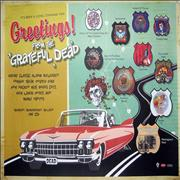 Click here for more info about 'Grateful Dead - Greetings! From The Grateful Dead'