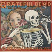 Click here for more info about 'Grateful Dead - Skeletons From The Closet'