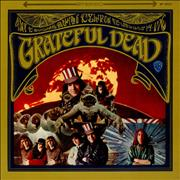 Click here for more info about 'Grateful Dead - The Grateful Dead - Red Vinyl'