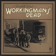Click here for more info about 'Grateful Dead - The Workingman's Dead - 1st - VG'